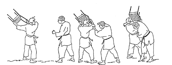 samoobrona jujitsu